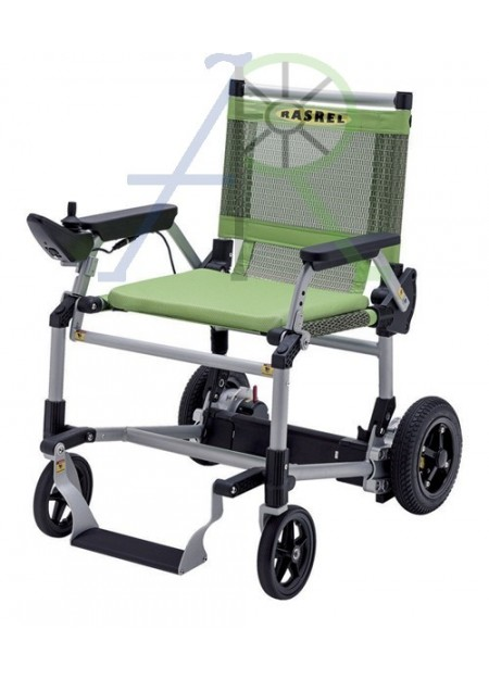 Folding electric wheelchair (Parallel import)