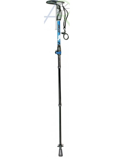 """Satelight"" - Telescopic hiking stick"