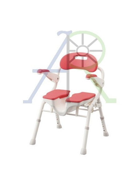 "安寿folding bath chair - ""Aronkasei"""