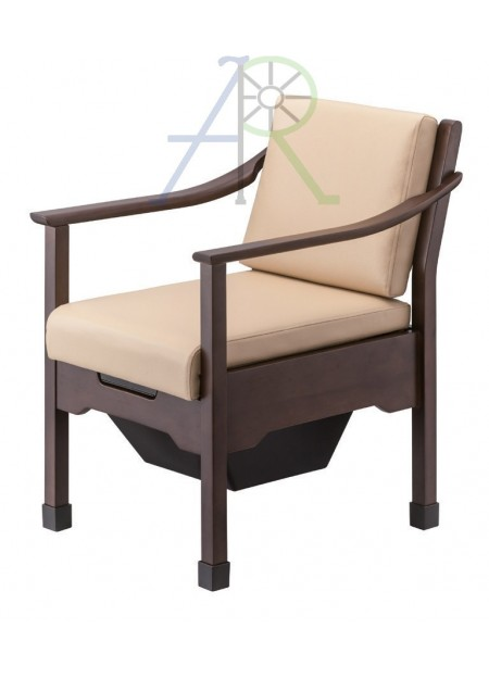 "Furniture Style Commode Chair - ""Aronkasei"""