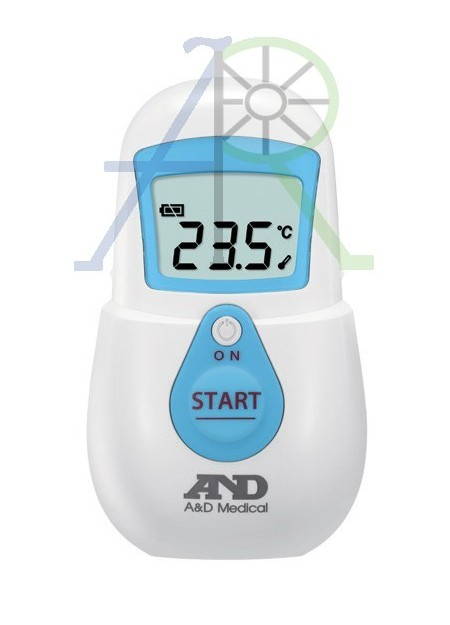 "Infrared thermometer - ""A & D Company"""