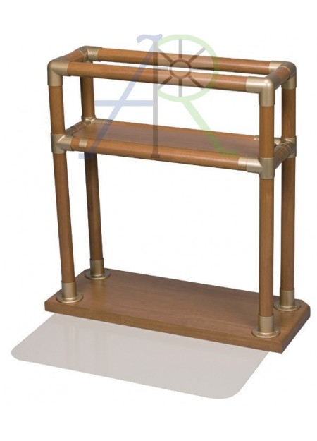 """Bedside handrails and item placement table - """"Merises"""""""