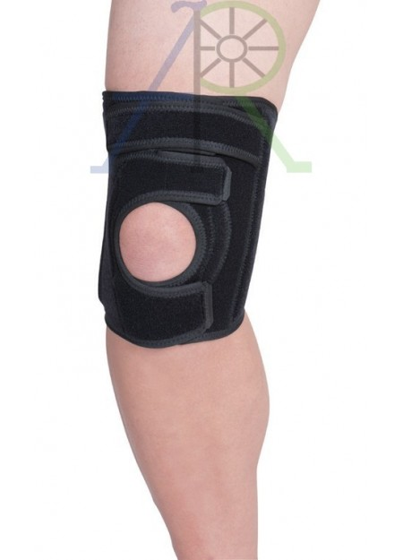 "Hard and safety support knee pads - ""Nippon Sigmax Co., Ltd."""