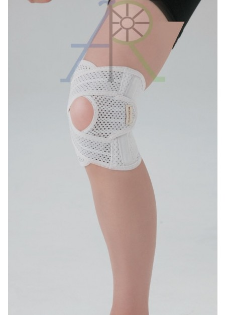 "Lightweight mesh knee support knee pads - ""Cervin"""