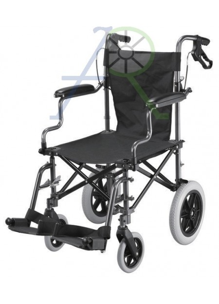 Portable collapsible lightweight wheelchair (Parallel import)