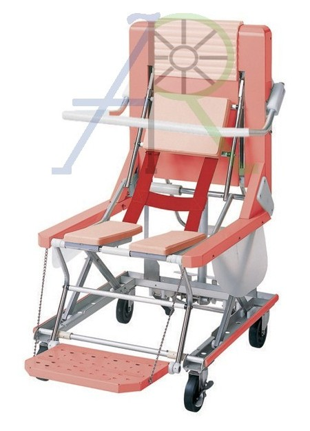 Auxiliary chair for bathtub (Parallel import)