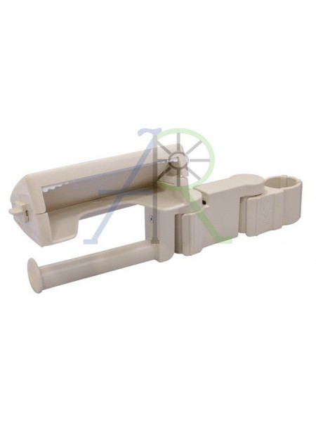 Commode chair toilet paper holder (Parallel import)