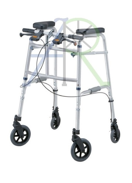 Safety Arm U-type Walker (Parallel import)
