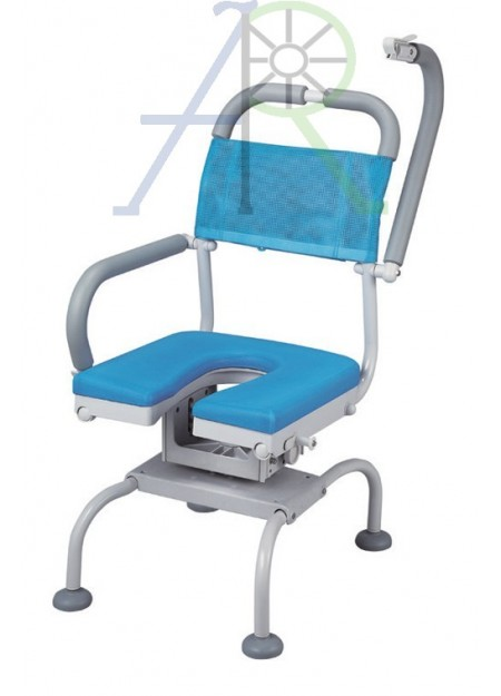 Rotatable bath chair (Parallel import)