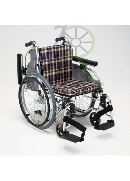 Half-module wheelchair for nursing (Parallel Import)