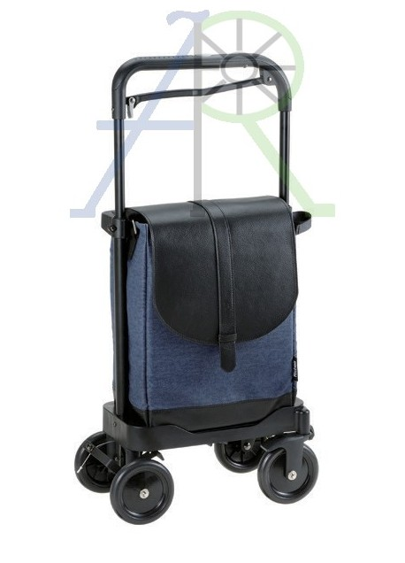 Casual denim style shopping cart (Parallel Import)