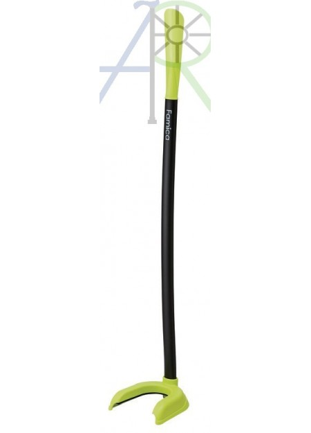 Wear / take off shoes integrated auxiliary stick (Parallel Import)