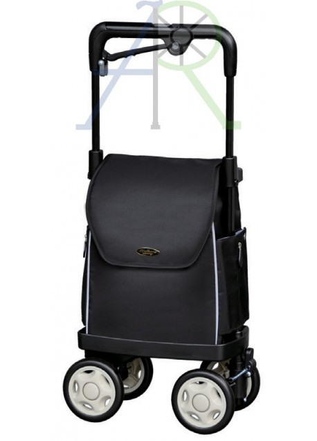 Compact carry free shopping cart (Parallel Import)