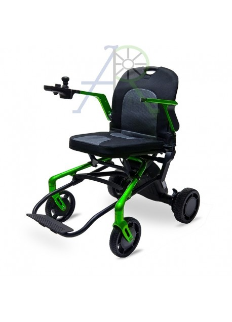 Ultra-Light Foldable Electric Wheelchair