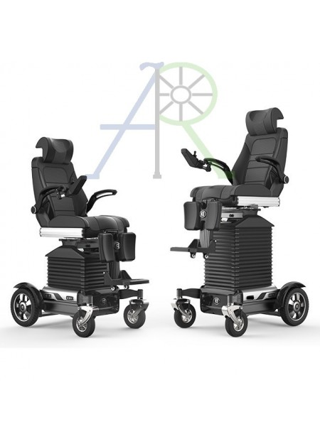 Fully Automatic Multi-Function Electric Wheelchair