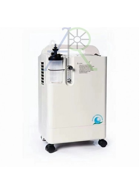 RA-5L Medical Grade Silent Oxygen Generator (available for purchase or rent)