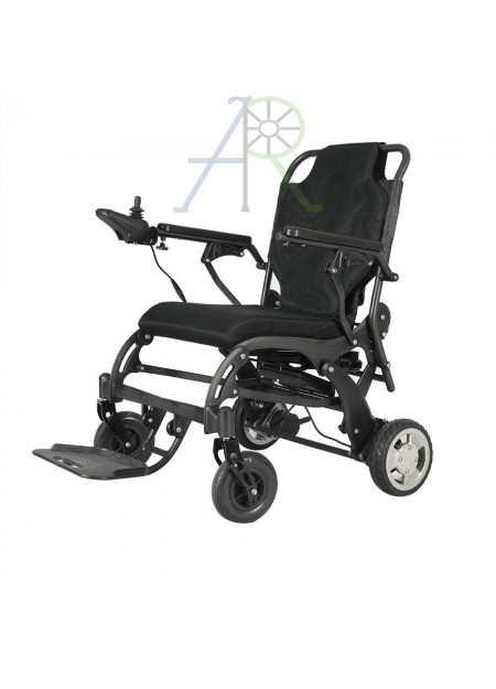Carbon Fiber Folding Electric Wheelchair