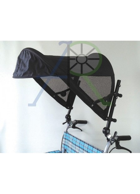 T-type wheelchair sunshade umbrella