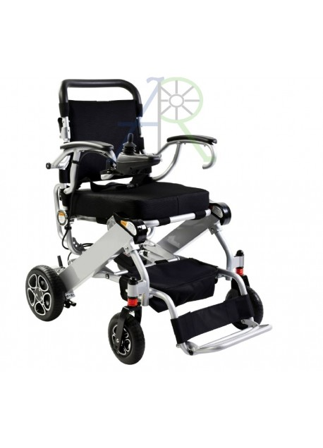 Ultra Lightweight Folding Electric Wheelchair
