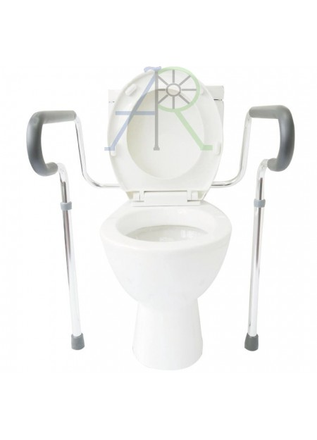 Adjustable Toilet Safety Rail