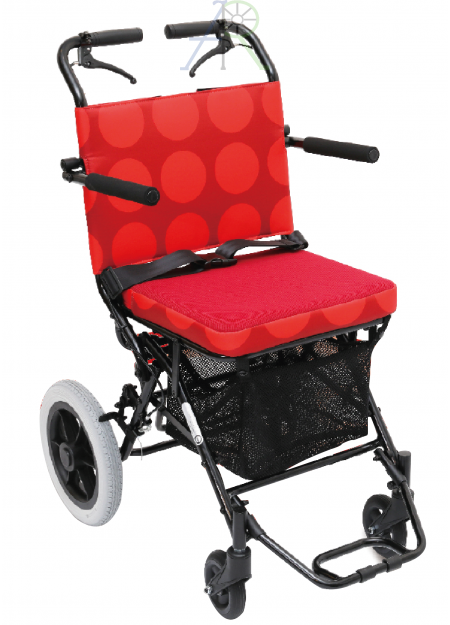 """Conlo"" Portable Fashion Wheelchair"