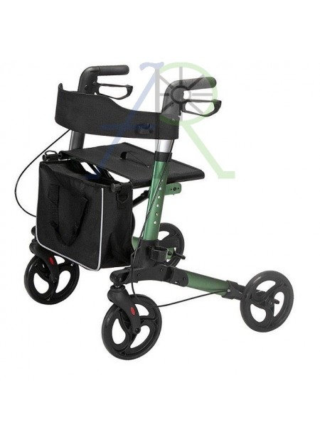 Aluminum Folding Aid 4 Wheels Rollator