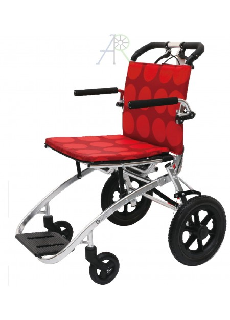 """Conlo""Lightweight and Portable Fashion Wheelchair"