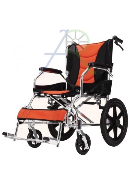 Aluminum Wheelchair - 16""