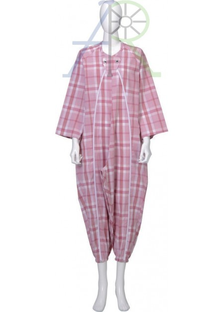 Pajama style patient uniform